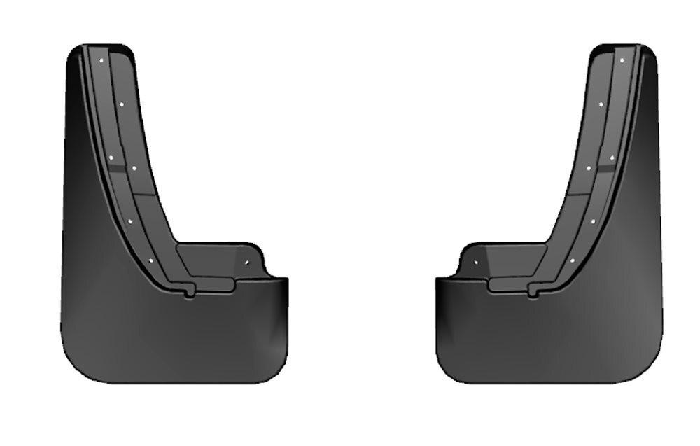 Комплект передних брызговиков на Весту