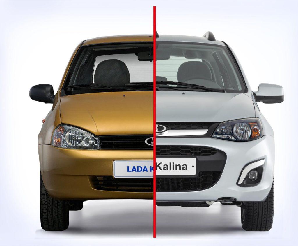 Калина 1 и Калина 2