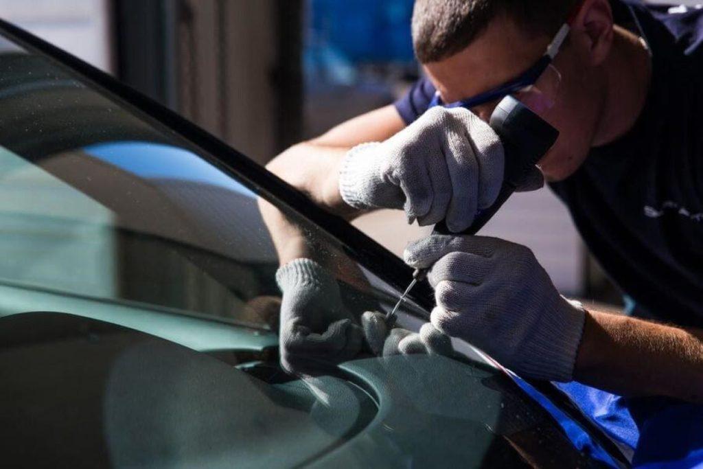 Ремонт автомобильного стекла